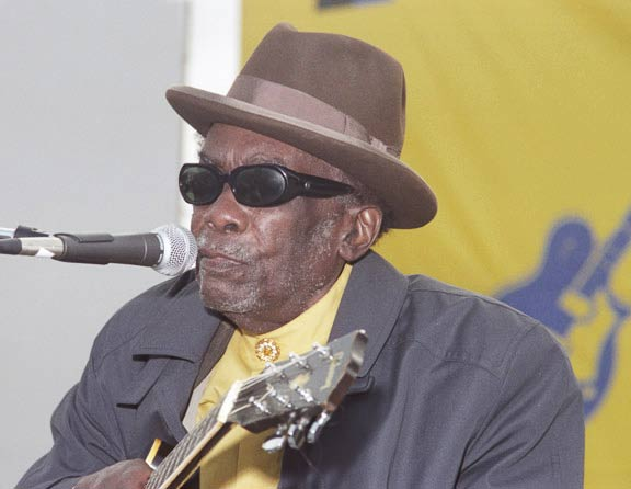 John Lee Hooker - The Father Of The Blues Live
