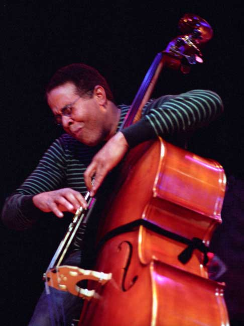 Stanley Clarke with Alembic Bass, Yoshi's Nightclub, Oakland, California, March 10th, 2007